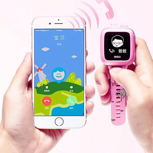 名众优品时尚百货-儿童电话手表