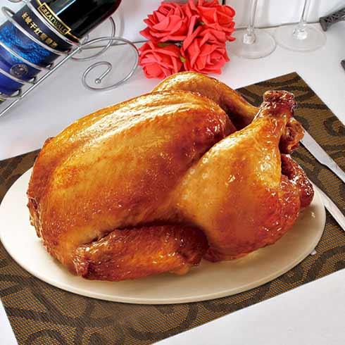 粮团团熊掌包-奥尔良烤鸡