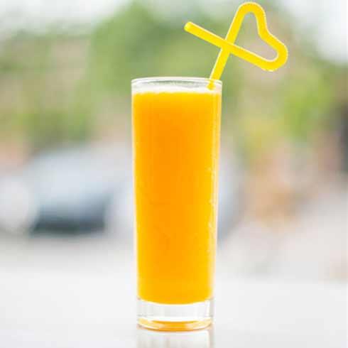 粮团团熊掌包-香橙汁