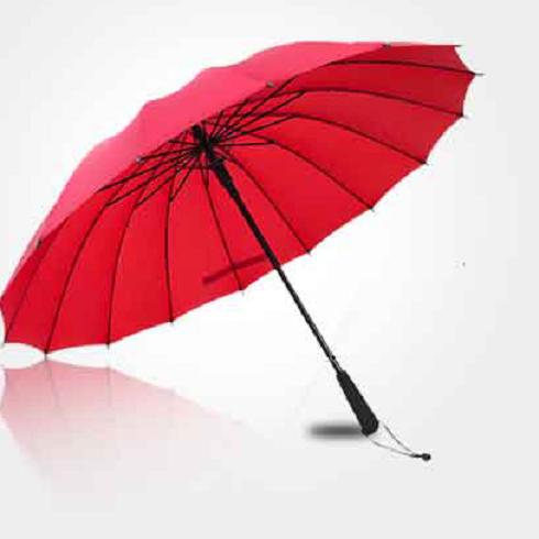 宏胜伞业-自动长柄伞