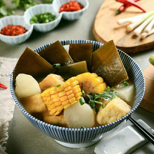 岭南牛杂-粤式广味素食汇