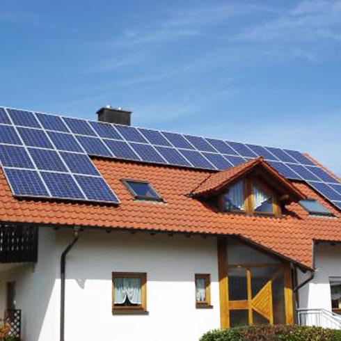 中科联建光伏发电-家庭分布式离网发电
