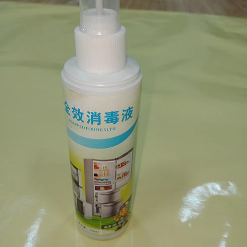 亿康净水管清洗-全效消毒液