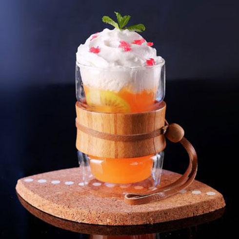 京百味快餐-奶盖果饮