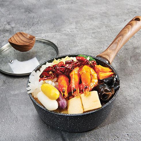焖掌柜焖锅-焖锅什锦海之味