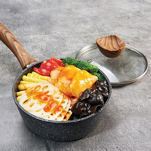焖掌柜焖锅-秘制鱼肉焖锅