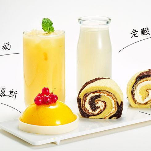 美思蜜可酸奶-老酸奶