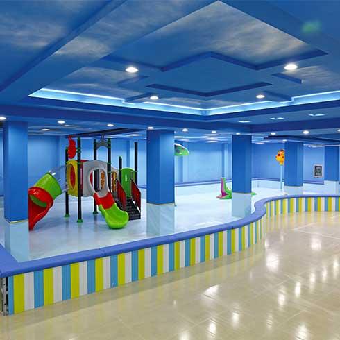 童博士婴幼儿游泳馆-幼儿水上乐园