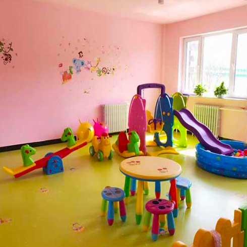 童博士婴幼儿游泳馆-婴幼儿乐园