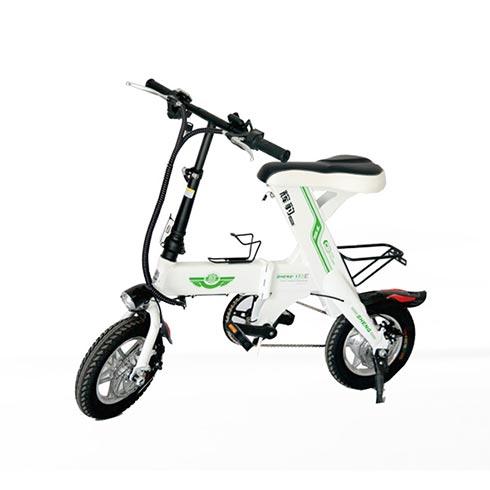 星概念电动车-碳纤维运动自行车