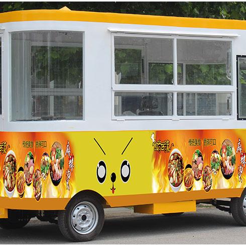食尚主流美食车-麻辣烫美食车