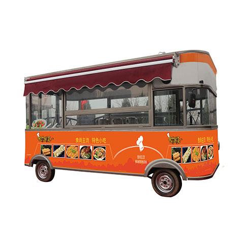 食尚主流美食车-街景美食车