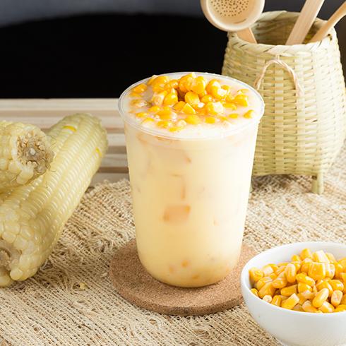 小气茶茶饮-小气玉米汁
