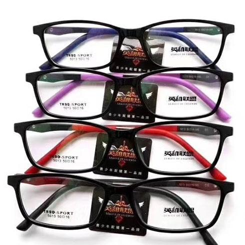 思齐视光眼镜-英雄联盟系列眼镜