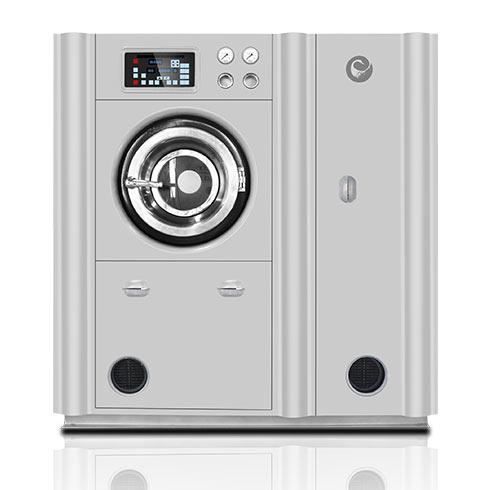 衣之恋干洗-自动石油环保干洗机