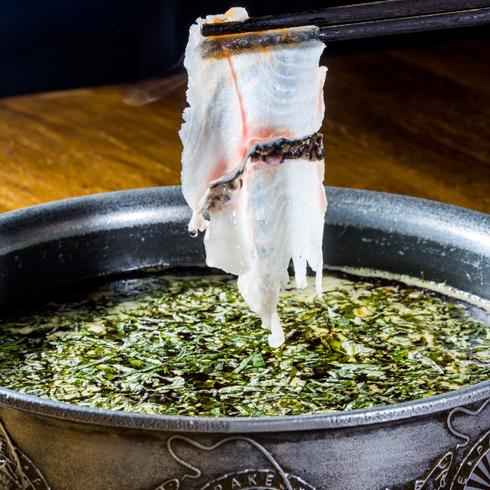 巴色鱼捞火锅-藿香锅