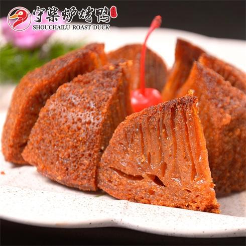 守柴炉烤鸭-红糖糕点