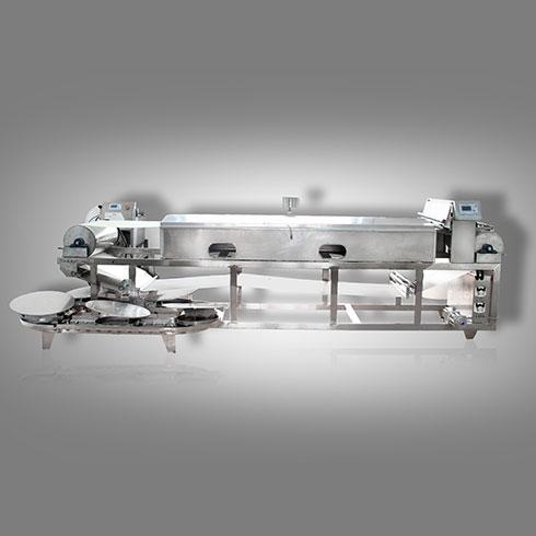麦上凉皮机-蒸汽式凉皮机