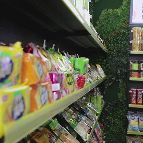 苏猫无人超市-无人超市连锁店