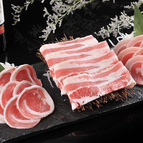 汉釜宫烤肉-五花肉