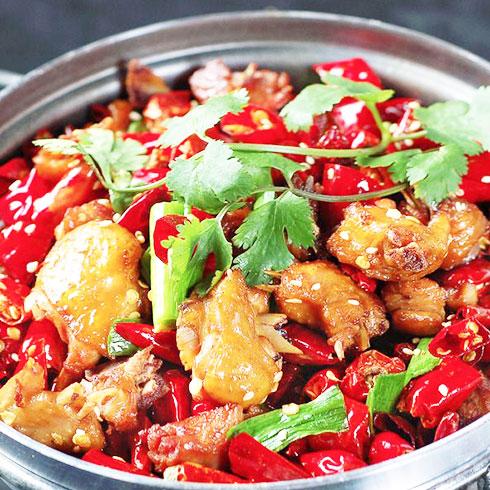 焖掌柜焖锅-香辣鸡块