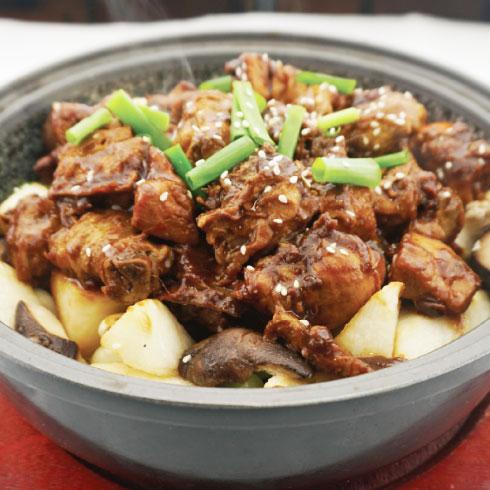 焖掌柜焖锅-美味焖锅