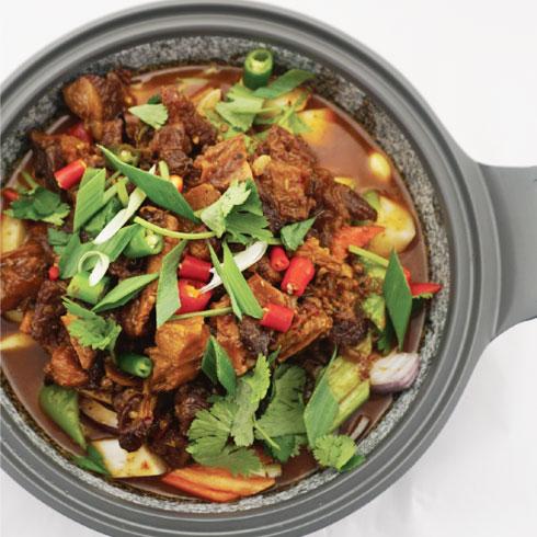 焖掌柜焖锅-红烧牛肉锅