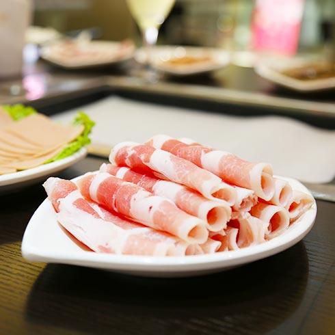 御厨传奇自助涮烤-猪肉片
