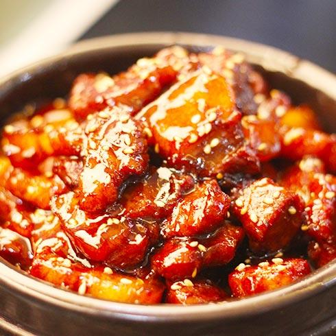 御厨传奇自助涮烤-咕噜肉