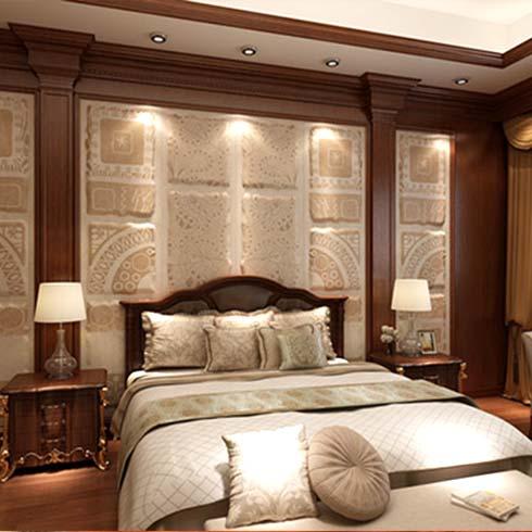天诚全屋整装-欧式复古卧室