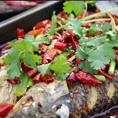 巫山烤鱼-招牌烤鱼