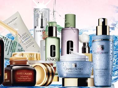 小资生活化妆品盈利的产品