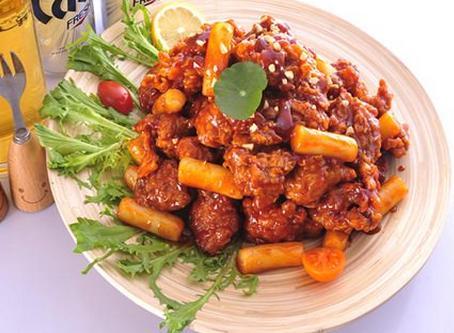 辛普鸡1758韩国炸鸡