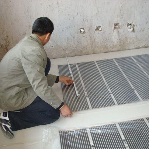 大棚地暖安装步骤图