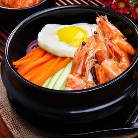 转豉香大虾石锅拌饭