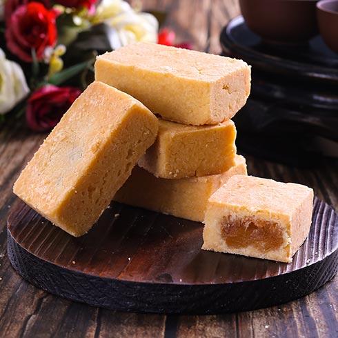 地洲村老婆饼-凤梨酥
