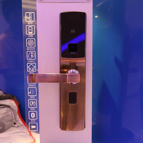 科智威智能锁-全自动智能锁
