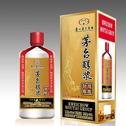 贵州茅台醇浆酒-封坛珍藏醇浆