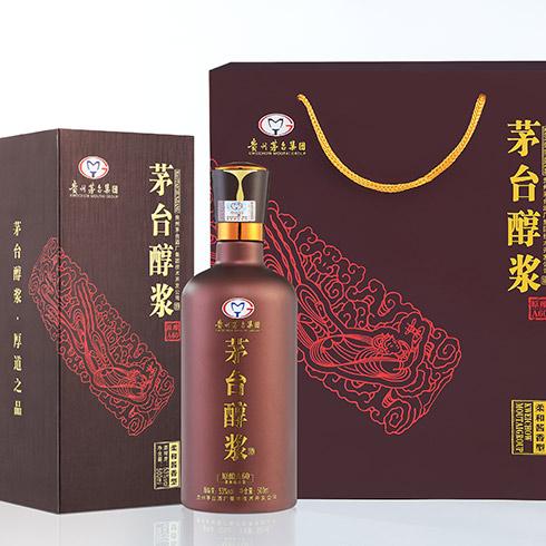 贵州茅台醇浆酒-柔雅浓香型白酒