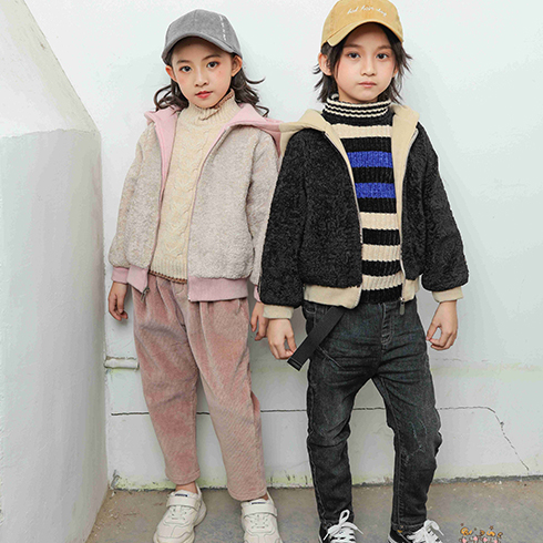 来自星星的宝贝童装-童装两件套
