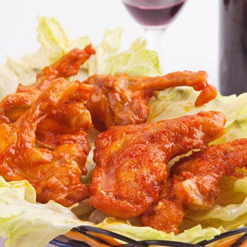 贝勒士汉堡-奥尔良烤鸡块