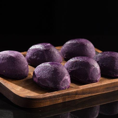 小薯甜甜-奶香紫薯
