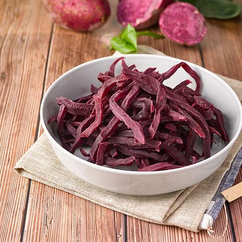 小薯甜甜-紫薯干