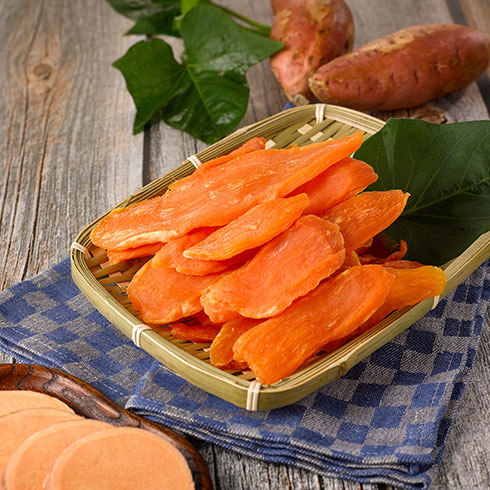 小薯甜甜-地瓜干