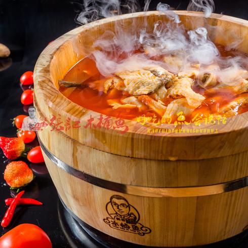 雅安张记木桶鱼-木桶鱼番茄养颜锅