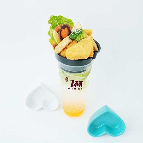 一杯牛排杯-深海鳕鱼杯