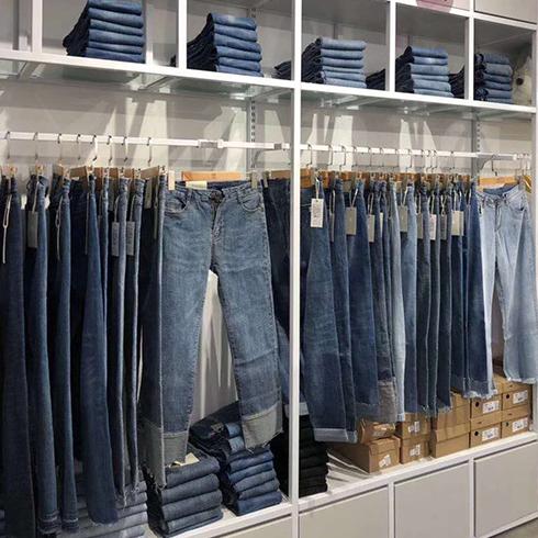 家简生活精品时尚百货-休闲时尚牛仔裤