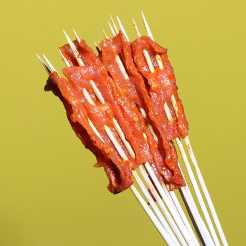 无签道牛肉串串香-五香牛肉