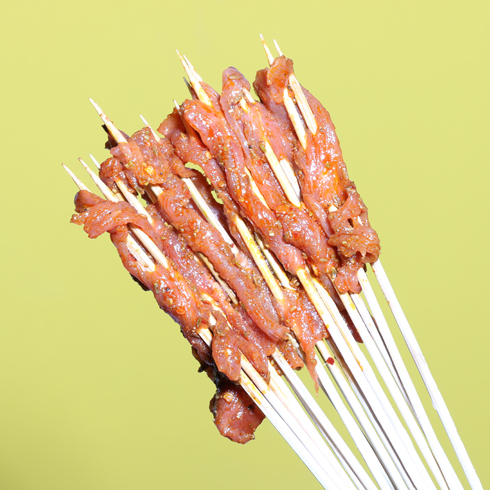 无签道牛肉串串香-孜香牛肉