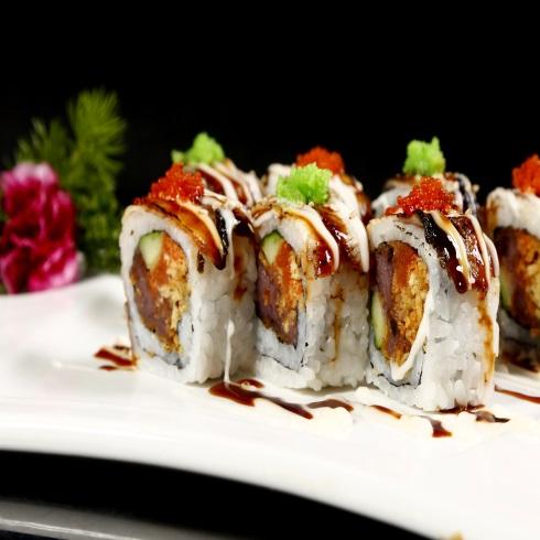 嘿店寿司小吃-鱼籽寿司